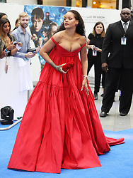 'Valerian and the City of a Thousand Planets' film premiere, Arrivals, London, UK. 24 Jul 2017 Pictured: Rihanna. Photo credit: MEGA TheMegaAgency.com +1 888 505 6342