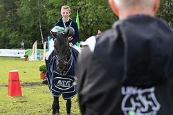 Sutherland Jef, BEL, Espoir,<br /> Nationaal Kampioenschap Eventing Minderhoud 2018<br /> © Hippo Foto - Dirk Caremans