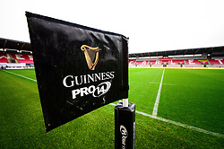 General view of Parc y Scarlets - Mandatory by-line: Dougie Allward/JMP - 02/11/2019 - RUGBY - Parc y Scarlets - Llanelli, Wales - Scarlets v Toyota Cheetahs - Guinness PRO14