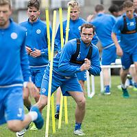 St Johnstone Training 16.05.17