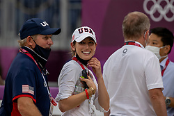 Springsteen Jessica, USA<br /> Olympic Games Tokyo 2021<br /> © Hippo Foto - Dirk Caremans<br /> 07/08/2021