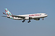 EI-GGN Airitaly Airbus A330 Photographed at Malpensa airport, Milan, Italy