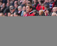 Photo: Leigh Quinnell/Sportsbeat Images.<br /> Charlton Athletic v Hull City. Coca Cola Championship. 22/12/2007. Former Hull boss Phil Parkinson now Charlton asst manager watches the game.