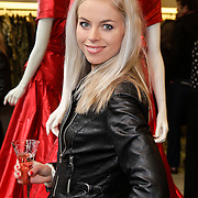 NLD/Den Bosch/20120214 - Valentijnslunch 2012 Addy van den Krommenacker, Sabine Vas Nunes
