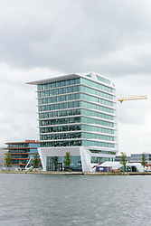 Amsterdam West, het IJ