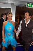 Jordan and Peter Andre, Glamour Magazine's Women of the Year Awards, Berkeley Sq. 8 June 2004. ONE TIME USE ONLY - DO NOT ARCHIVE  © Copyright Photograph by Dafydd Jones 66 Stockwell Park Rd. London SW9 0DA Tel 020 7733 0108 www.dafjones.com