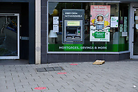 Southampton New social distancing measures as non essential shops beginning to reopen  photo by Michael Palmer