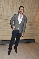 JEREMY PIVEN at Cirque du Soleil's VIP night of Kooza held at the Royal Albert Hall, London on 8th January 2013.