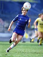 Fotball<br /> England<br /> Foto: Colorsport/Digitalsport<br /> NORWAY ONLY<br /> <br /> Chelsea historikk<br /> Pat Nevin (Chelsea) Chelsea v Sheffield Wednesday 6/5/85 1984 / 85 season