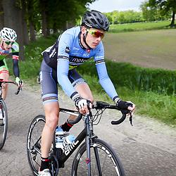 14-05-2016: Wielrennen: Ronde van Overijssel: Rijssen    <br />RIJSSEN (NED) wielrennen<br />Met 64 edities is de ronde van Overijssel een van de oudste wielerkoersen in Nederland. Oscar Riesebeek