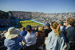 June 22, 2018 - London, United Kingdom - JView of the Centre Court on day five of Fever Tree Championships at Queen's Club, London on June 22, 2018. (Credit Image: © Alberto Pezzali/NurPhoto via ZUMA Press)
