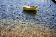 A Dinghy, Near The Kennedy Compound, Hyannis Port, Cape Cod, Massachusetts