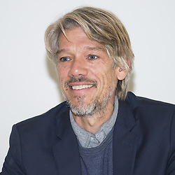 December 5, 2016 - Hollywood, California, U.S. - Director STEPHEN GAGHAN promotes the movie 'Gold.' Stephen Gaghan (born May 6, 1965) is an American screenwriter and director. He is noted for writing the screenplay for Steven Soderbergh's film Traffic, for which he won the Academy Award, as well as Syriana which he wrote and directed. (Credit Image: © Armando Gallo via ZUMA Studio)