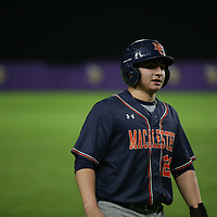 Baseball: Macalester College Scots vs. The College of St. Scholastica Saints