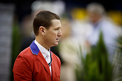 Ward Mclain, USA<br /> Round 2<br /> Longines FEI World Cup Jumping, Omaha 2017 <br /> © Hippo Foto - Dirk Caremans<br /> 01/04/2017