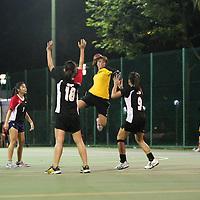 2013 Invitational Handball Games –SP vs TP Women
