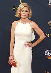Julie Bowen arriving for The 68th Emmy Awards at the Microsoft Theater, LA Live, Los Angeles, 18th September 2016.