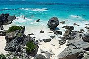Astwood Cove Beach, Warwick, Bermuda.