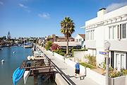 Balboa Island Grand Canal
