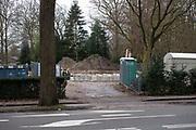 TILBURG, 14-01-2021  <br /> <br /> Nieuwbouw NAAST het nieuwe huis van Guus Meeuwis en Manon Meijers - OP DE FOTO NIET het huis van Guus en Manon