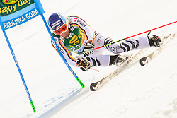 March 9, 2019 - Kranjska Gora, Kranjska Gora, Slovenia - Fritz Dopfer of Germany in action during Audi FIS Ski World Cup Vitranc on March 8, 2019 in Kranjska Gora, Slovenia. (Credit Image: © Rok Rakun/Pacific Press via ZUMA Wire)