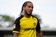 Burton Albion striker Sean Scannell (9) during the EFL Sky Bet Championship match between Burton Albion and Sheffield Wednesday at the Pirelli Stadium, Burton upon Trent, England on 26 August 2017. Photo by Richard Holmes.