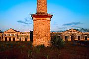 MEXICO, YUCATAN henequin Hacienda Yaxcopoil
