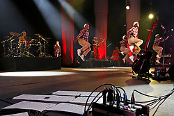 Friday 30th June 2017.<br /> Grand Arena, GrandWest, <br /> Cape Town, Western Cape,<br /> South Africa.<br /> <br /> JOHNNY CLEGG'S THE FINAL JOURNEY WORLD TOUR!<br /> <br /> Johnny Clegg shares moments with all of us while singing some of his most popular hits, during the opening performance of his 'Johnny Clegg - The Final Journey World Tour' at Grand Arena ,GrandWest, Cape Town, Western Cape, South Africa on Friday 30th June 2017. A singer, songwriter, dancer, anthropologist, and musical activist, Johnny Clegg, the original 'White Zulu', pioneered an infectious crossover music genre by combining Western pop with Zulu rhythms, becoming one of South Africa's most celebrated musicians and an international superstar. He was diagnosed with cancer in 2015 but continued to tour while in treatment. While in remission, he is currently finishing a new album and his autobiography, and will perform a final set of concerts with the Johnny Clegg Band with special guest appearances by Sipho Mchunu from their band Juluka and his son Jesse Clegg to thank his fans for their support over the long journey that spans his remarkable career. This was a highlight for me as a visual storyteller because I grew up in South Africa during Apartheid with his music resonating deeply in me since watching the movie Jock of the Bushveld and hearing that song 'Great Heart' that speaks to me so personally. Last night was really special to me! Many thanks to Jeanette Gombert Odgers and Real Concerts for the opportunity for me to continue on my own journey with storytelling and thanks to Johnny Clegg: The Final Journey for an incredible experience!<br /> <br /> PICTURE: MARK WESSELS. 30/06/2017.<br /> +27 (0)21 551 5527.<br /> +27 (0)78 222 8777.<br /> mark@sevenbang.com<br /> www.markwesselsphoto.com