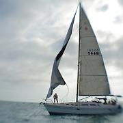 Loose Sail - Newport Beach, CA - Lensbaby
