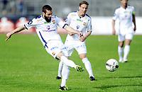 Fotball<br /> Norge<br /> 08.07.2012<br /> Foto: Morten Olsen, Digitalsport<br /> <br /> Tippeligaen<br /> Stabæk v Strømsgodset 1:2<br /> <br /> Mounir Hamoud - SIF