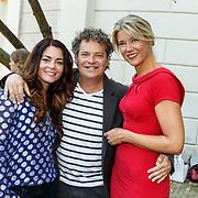 NLD/Amsterdam/20150820 - Najaarspresentatie SBS 2015, Kim lian van der Meij, Dirk Zeelenberg en Sandra Ysbrandy
