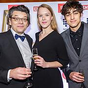 NLD/Amsterdam/20181217 - Hashtag Awards 2018, Marco van Es