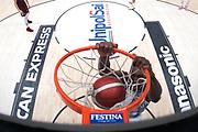 Paul Biligha<br /> Olimpia Milano-Umana Reyer Venezia<br /> LBA Frecciarossa Final Eight 2021 - Finale<br /> Legabasket Serie A UnipolSAI 2020/2021<br /> Milano, 13/02/2021<br /> Foto I.Mancini / Ciamillo-Castoria