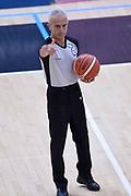 DESCRIZIONE : Trento Nazionale Italia Uomini Trentino Basket Cup Italia Germania Italy Germany <br /> GIOCATORE : Roberto Chiari arbitro<br /> CATEGORIA : arbitro<br /> SQUADRA : arbitro<br /> EVENTO : Trentino Basket Cup<br /> GARA : Italia Germania Italy Germany<br /> DATA : 01/08/2015<br /> SPORT : Pallacanestro<br /> AUTORE : Agenzia Ciamillo-Castoria/Max.Ceretti<br /> Galleria : FIP Nazionali 2015<br /> Fotonotizia : Trento Nazionale Italia Uomini Trentino Basket Cup Italia Germania Italy Germany