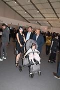 ANGELA LEE; KIKO NOVA; ( IN BUGGY ) IAN SEN, Frieze, 3 October 2018