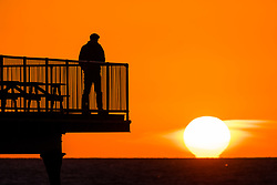 © Licensed to London News Pictures. 21/06/2018 . Aberystwyth Wales UK<br />