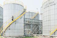 Korea / Asan / <br /> <br /> Dongbu Steel Plant in As an<br /> <br /> <br /> © Daniele Mattioli China Corporate Photographer for Veolia