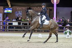Van Den Steen Amber, BEL, Fame<br /> CDI Lier 2020<br /> © Hippo Foto - Dirk Caremans<br /> 27/02/2020