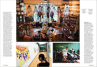 A travel feature on Ho Chi Minh City for Singapore Airlines' Silverkris magazine.