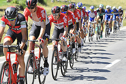 June 16, 2018 - Gommiswald, Suisse - BELLINZONA, SWITZERLAND - JUNE 16 : GREIPEL Andre (GER)  of Lotto Soudal during stage 8 of the Tour de Suisse cycling race, a stage of 123 kms between Bellinzona and Bellinzona on June 16, 2018 in Bellinzona, Switzerland, 16/06/2018 (Credit Image: © Panoramic via ZUMA Press)