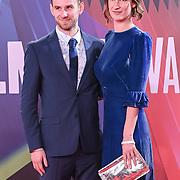 Francesca Gardiner attended 'Succession' European Premiere I BFI London Film Festival 2021, 15 October 2021 Southbank Centre, Royal Festival Hall, London, UK.