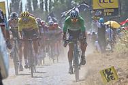 Greg Van Avermaet (BEL - BMC) during the 105th Tour de France 2018, Stage 9, Arras Citadelle - Roubaix (156,5km) on July 15th, 2018 - Photo Ilario Biondi / BettiniPhoto / ProSportsImages / DPPI