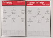St John's, Thomond College,