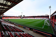 General view inside the Vitality Stadium before the Premier League match between Bournemouth and Arsenal at the Vitality Stadium, Bournemouth, England on 25 November 2018.