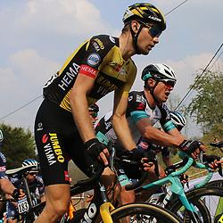 21-04-2021: Wielrennen: Waalse Pijl Elite Men: Huy <br />Lennard Hofstede