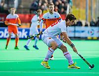ROTTERDAM -  Josep Romeu (Spain)   tijdens   de Pro League hockeywedstrijd heren, Nederland-Spanje (4-0) . COPYRIGHT KOEN SUYK
