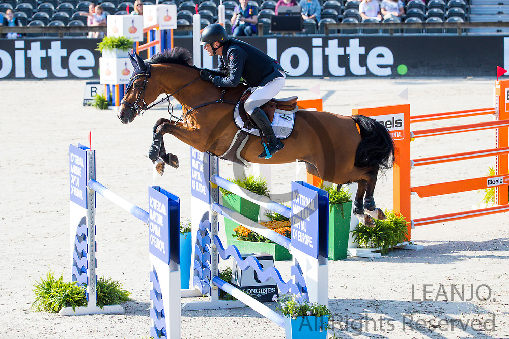 Geir Gulliksen - Edesa S Banjan<br /> FEI European Championships 2019<br /> © DigiShots