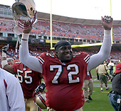 NFL-Tampa Bay Buccaneers at San Francisco 49ers-Oct 19, 2003