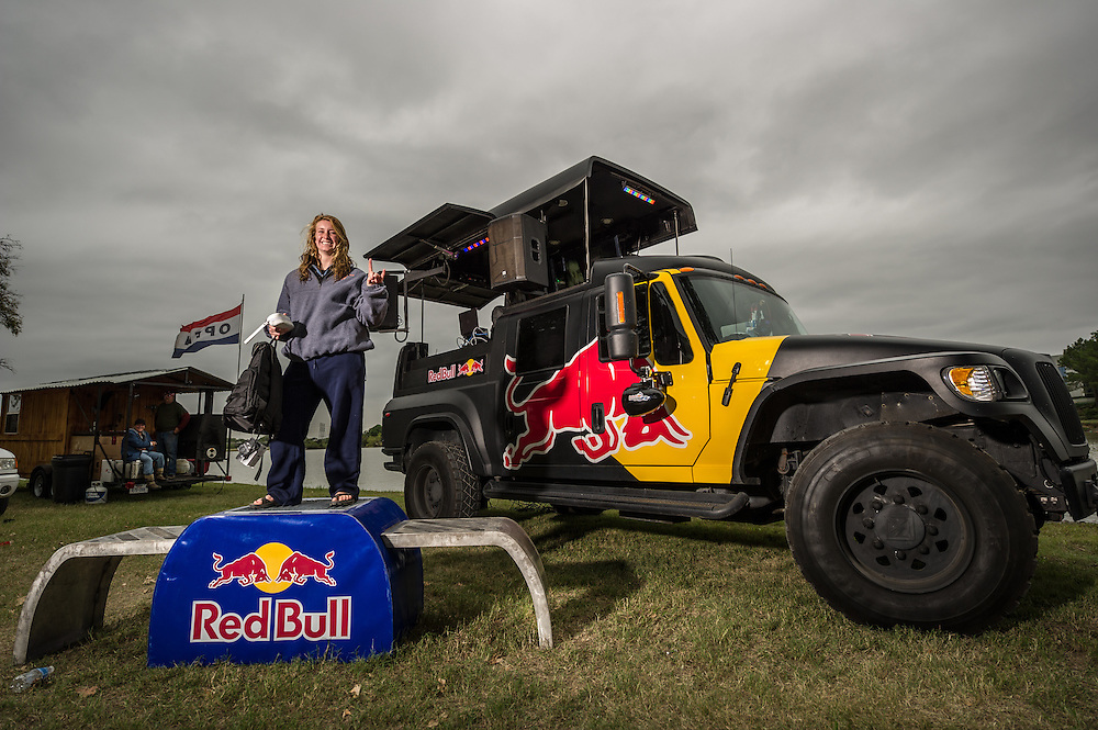 Winners Podium at Red Bull Boarder Wars in Fort Worth, Texas on October 6th, 2012