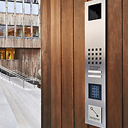 Siedle Oslo - Astrup Fearnley Museet - communication technology